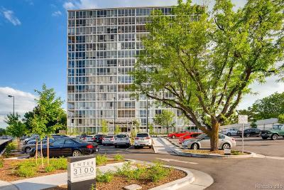 Condo/Townhouse Sold: 3100 East Cherry Creek South Drive #1104