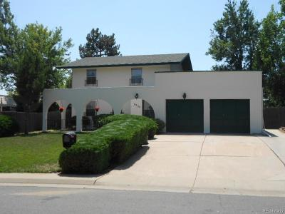 Lakewood Single Family Home Active: 9230 West Virginia Drive