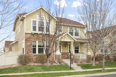 Westminster Single Family Home Active: 2220 Harmony Park Drive