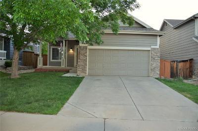 Littleton Single Family Home Active: 8971 Sanderling Way