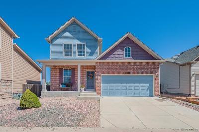 Peyton Single Family Home Under Contract: 7578 Soane Grove