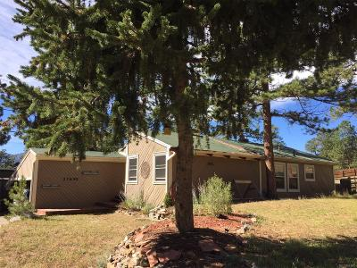 Evergreen Single Family Home Under Contract: 27895 Pine Drive