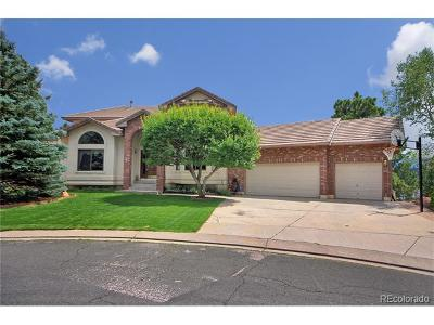 Peregrine Single Family Home Active: 2215 Gambrell Lane