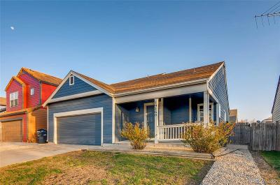 Aurora Single Family Home Under Contract: 19160 East Carmel Drive