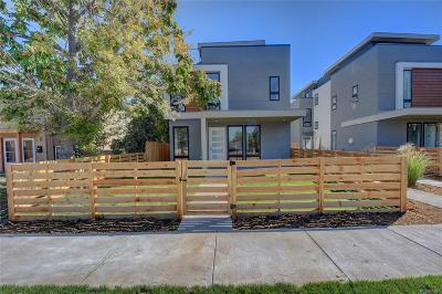 Denver Condo/Townhouse Active: 2120 South Lincoln Street