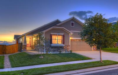 Commerce City Single Family Home Active: 10461 Laredo Street