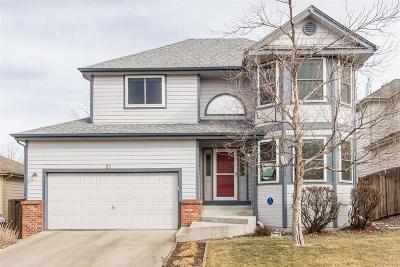 Denver Single Family Home Active: 8501 West Union Avenue #28