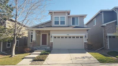Highlands Ranch CO Single Family Home Active: $389,900