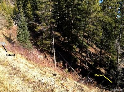 Park County Residential Lots & Land Active: 1068 Guymard Roads