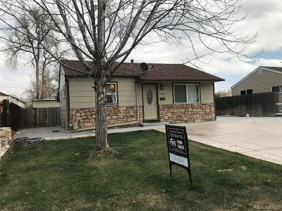 Denver Single Family Home Active: 2316 South Linley Court