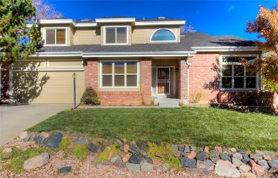 Littleton Single Family Home Active: 8 Willowleaf Drive