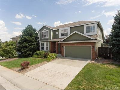 Highlands Ranch Single Family Home Active: 10034 Keenan Street