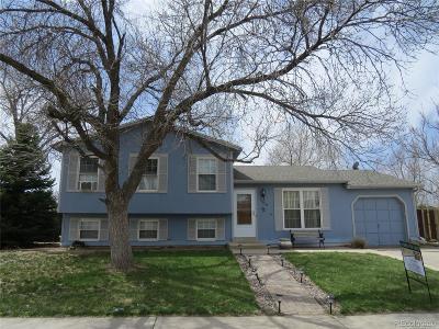 Thornton Single Family Home Active: 11030 Eudora Circle