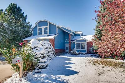 Broomfield Single Family Home Active: 1697 Emerald Street