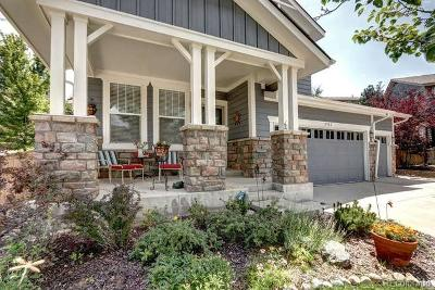 Highlands Ranch Single Family Home Under Contract: 2982 Braeburn Way