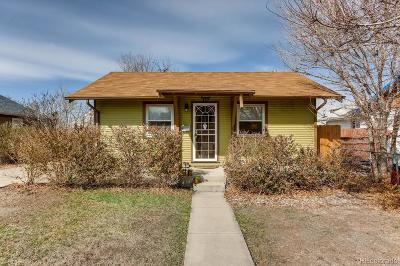 Englewood Single Family Home Under Contract: 2963 South Fox Street