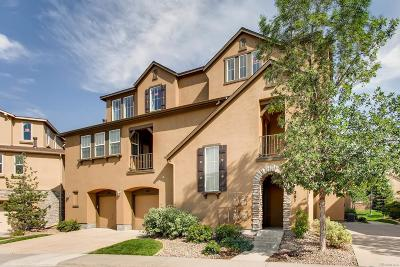 Highlands Ranch, Lone Tree Condo/Townhouse Active: 10546 Graymont Lane #20D
