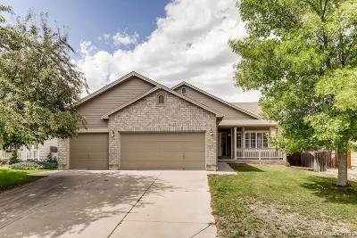 Commerce City Single Family Home Active: 11341 Oswego Street