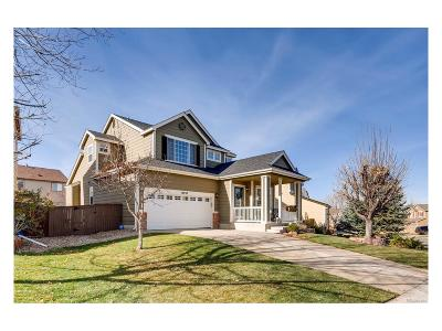 Highlands Ranch Single Family Home Under Contract: 10330 Rotherwood Circle