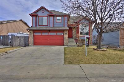 Broomfield Single Family Home Active: 2768 West 126th Avenue