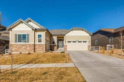 Broomfield County Single Family Home Active: 15963 Maroon Bells Drive