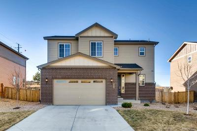 Castle Rock Single Family Home Active: 2379 Summerhill Drive