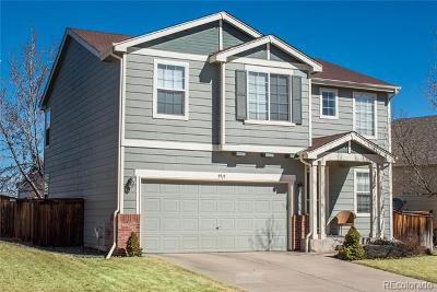 Highlands Ranch Single Family Home Active: 9919 Saybrook Street