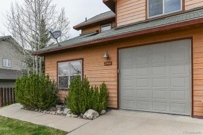 Steamboat Springs Condo/Townhouse Active: 27402 Brandon Circle