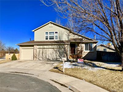 Broomfield Single Family Home Active: 13082 Westlake Place