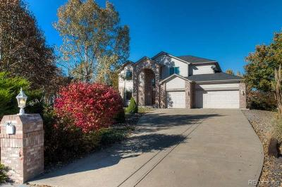 Arvada Single Family Home Active: 15741 West 79th Place