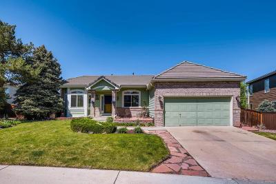 Highlands Ranch Single Family Home Under Contract: 3075 White Oak Lane