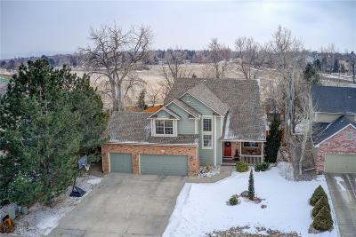 Broomfield Single Family Home Under Contract: 850 Ridgeview Avenue