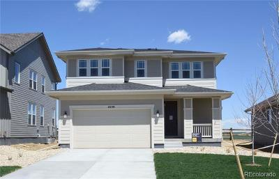 Weld County Single Family Home Active: 4559 North Bend Way