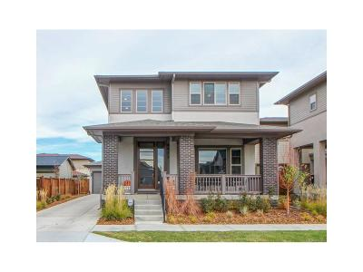Denver Single Family Home Under Contract: 8973 East 50th Drive
