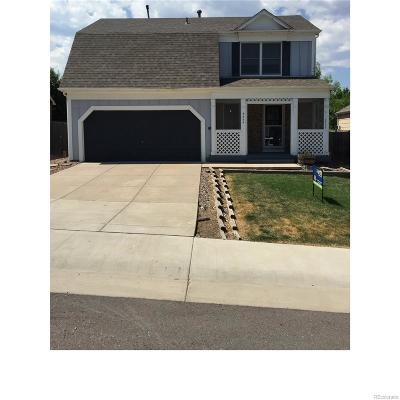 Littleton CO Single Family Home Active: $325,000