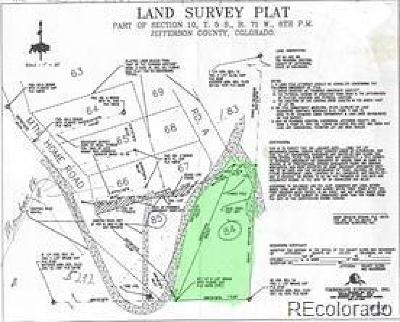Jefferson County Residential Lots & Land Active: 5233 South Road A