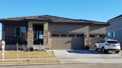 Commerce City Single Family Home Under Contract: 11458 Jasper Street