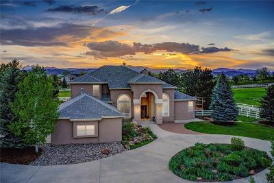 Berthoud Single Family Home Active: 310 Goose Hollow Road