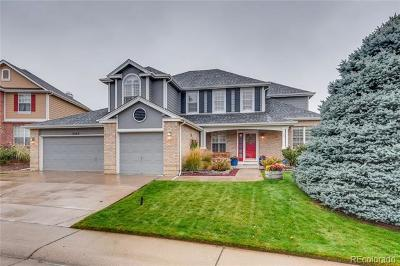 Highlands Ranch Single Family Home Under Contract: 3569 Mallard Drive