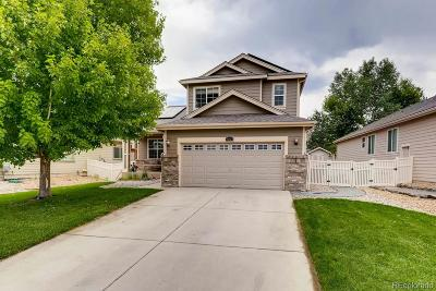 Firestone Single Family Home Under Contract: 10224 Dover Street