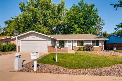 Longmont Single Family Home Active: 1218 Milner Lane