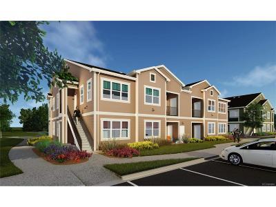 Littleton Condo/Townhouse Active: 4771 Copeland Circle #101