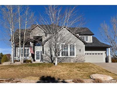 Castle Rock Single Family Home Active: 6203 Middleton Avenue