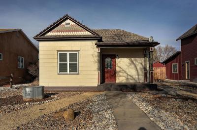 Single Family Home Active: 814 I Street