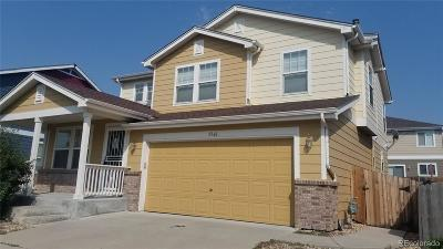 Denver CO Single Family Home Active: $385,000