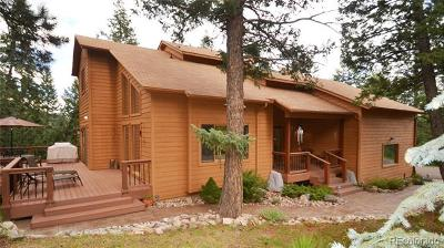 Conifer, Evergreen Single Family Home Active: 31853 Snowshoe Road