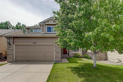 Highlands Ranch Single Family Home Active: 2108 Fendlebrush Street