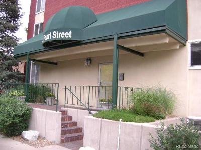 Denver Condo/Townhouse Active: 200 Pearl Street #104