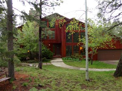 Single Family Home Sold: 31873 Snowshoe Road
