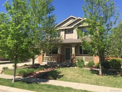 Broomfield Single Family Home Under Contract: 4677 Rabbit Mountain Road